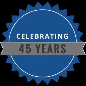 Celebrating 45 Years